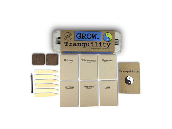 GROW Tranquility Garden Seed Kit