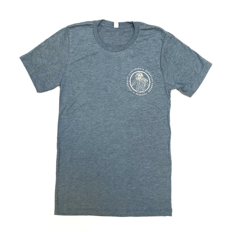 Short Sleeve Round Logo T-Shirt