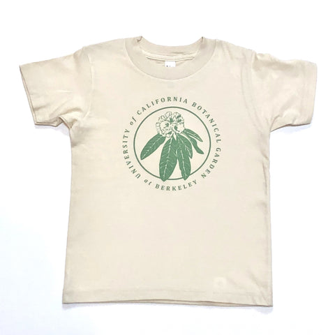 Organic Cotton Kids Logo T