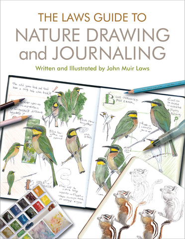 Laws Guide to Nature Drawing