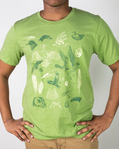 Birds Graphic Tee