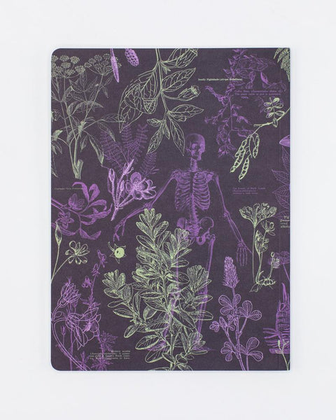 Poisonous Plants Softcover Notebook - Dot Grid