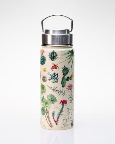 Succulents Stainless Steel Vacuum Flask
