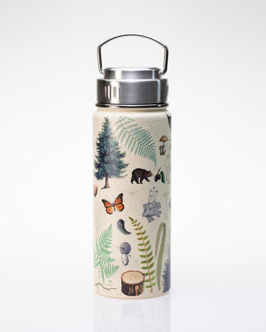 Forest Stainless Steel Vacuum Flask