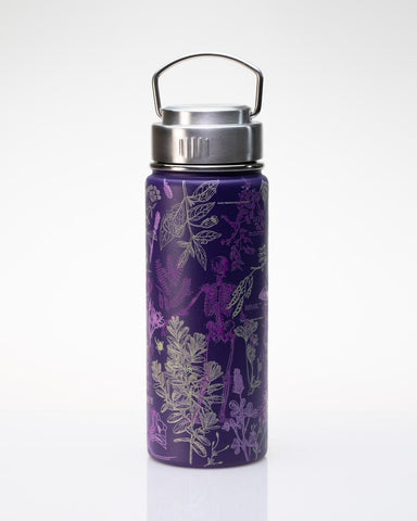 Poisonous Plants Stainless Steel Vacuum Flask