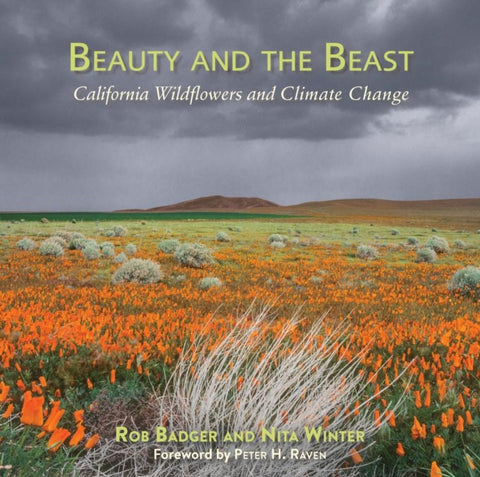 Beauty and the Beast - California Wildflowers and Climate Change