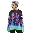 COLD FLAME SWEATER