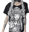 IN GOTH WE TRUST SHIRT