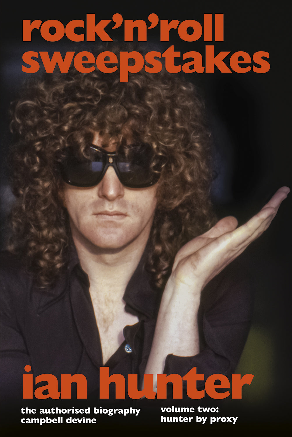 Rock 'n' Roll Sweepstakes: The Authorised Biography of Ian Hunter Volume Two: Hunter By Proxy - Published on 25th February 2021