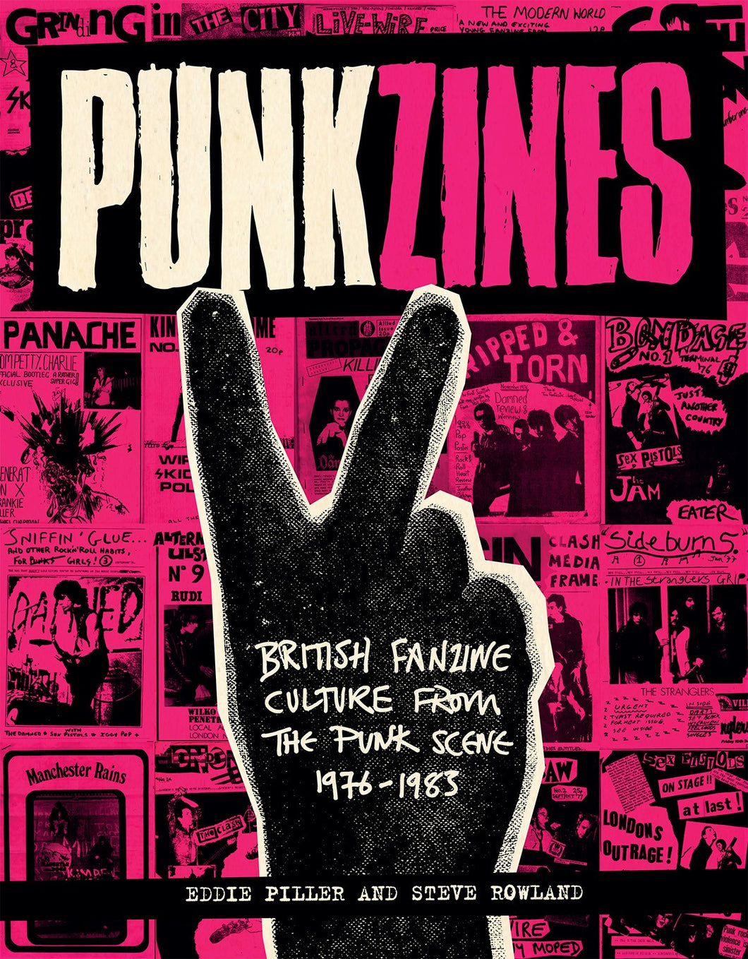 Punkzines: Fanzine Culture from the Punk Scene - Published on 8th April 2021