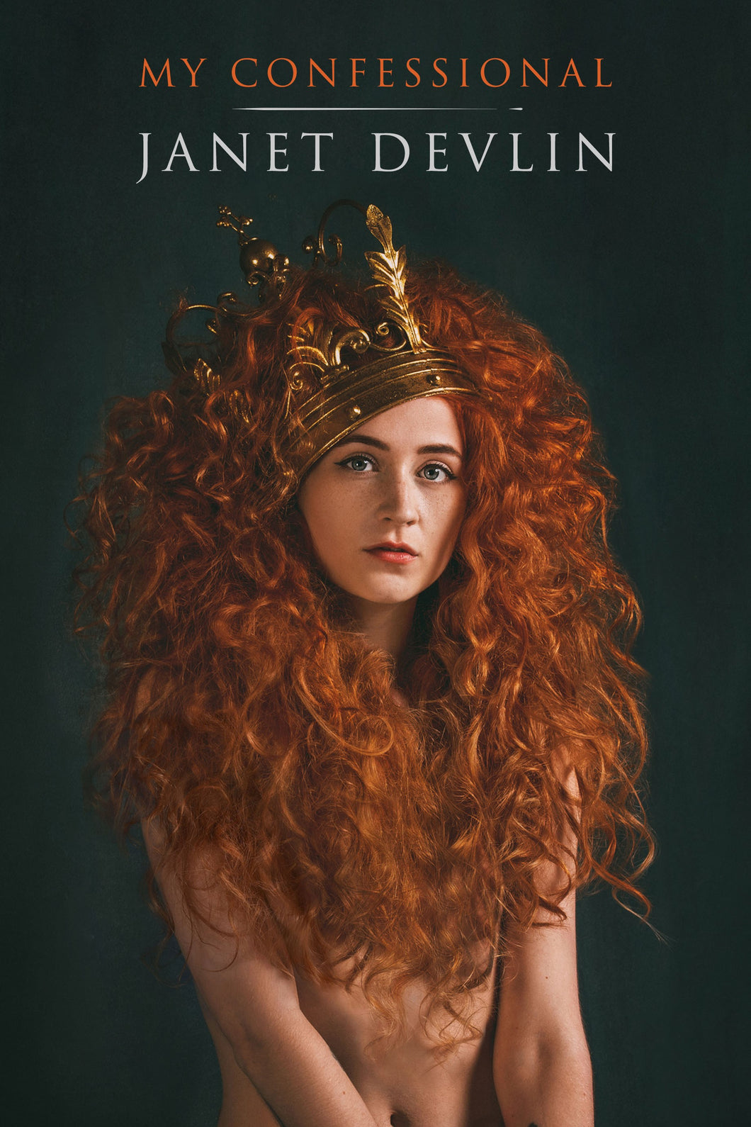 My Confessional: Janet Devlin