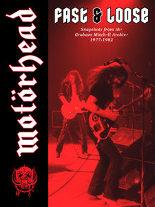 Motörhead: Fast & Loose - Published on 14th September 2021