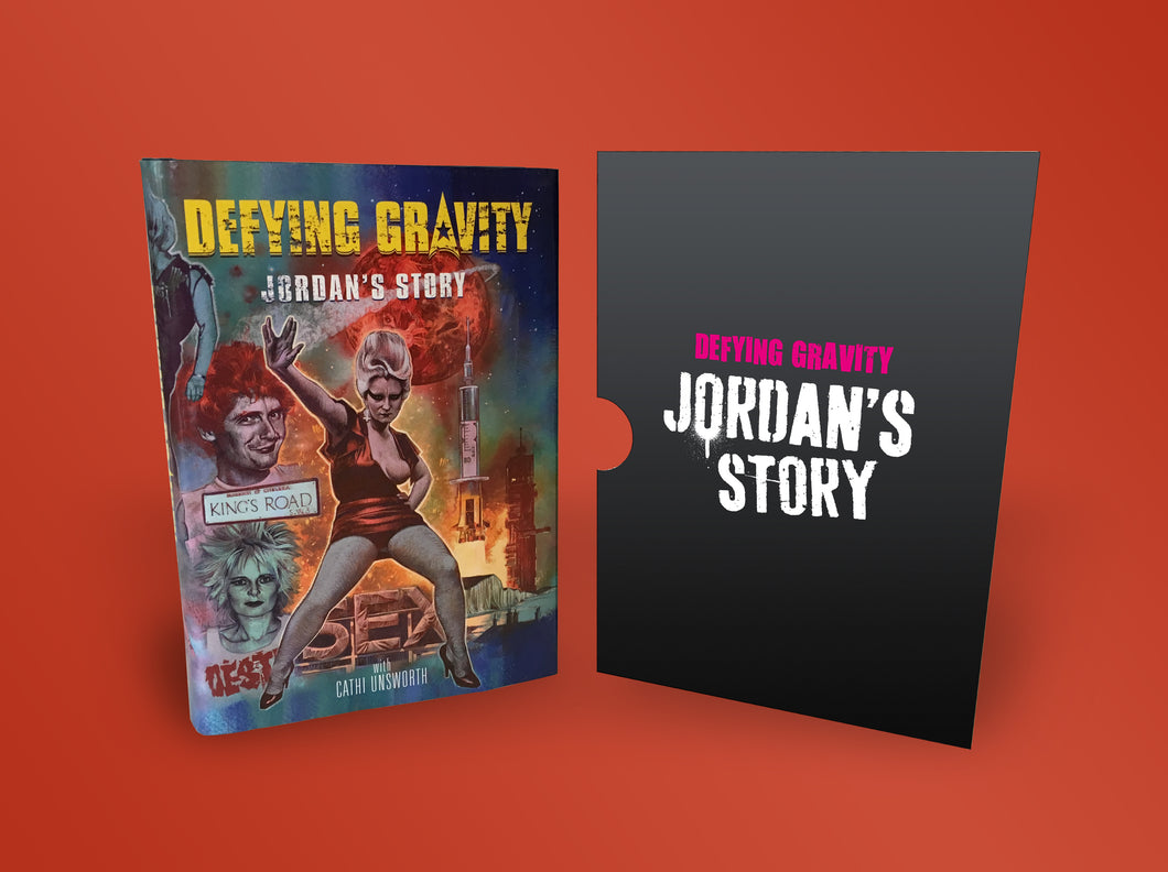 Defying Gravity: Jordans Story (Signed Slipcase Edition)