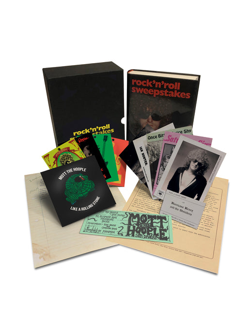 Rock 'n' Roll Sweepstakes: The Authorised Biography of Ian Hunter Volume Two: Hunter By Proxy - LIMITED, SIGNED SLIPCASE EDITION