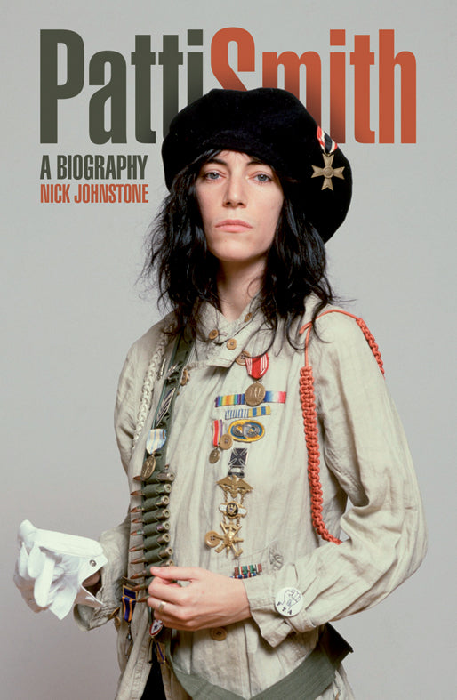 Patti Smith: A Biography