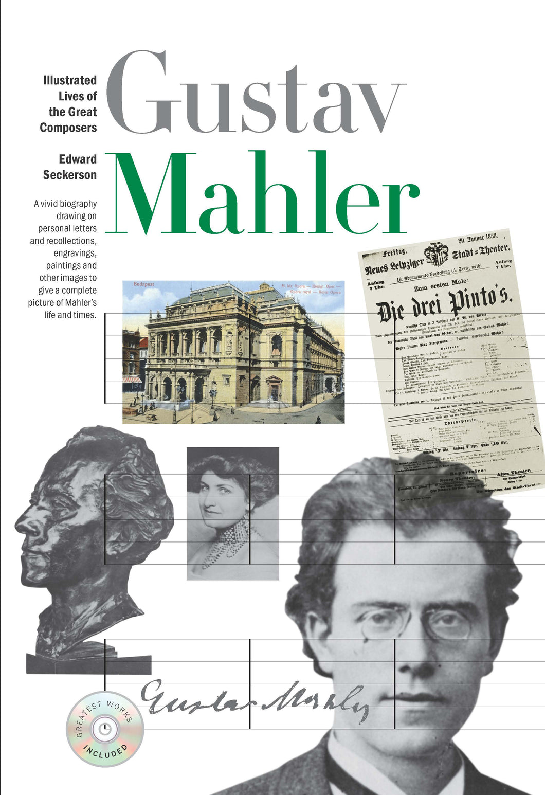 New Illustrated Lives of the Great Composers: Mahler
