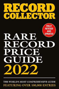 Rare Record Price Guide 2022 - Published on 1st October 2020