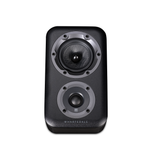 Wharfedale D300 Surround Speaker In Black (Front)
