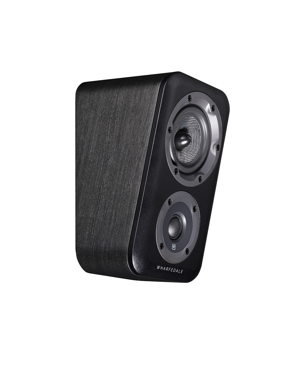 Wharfedale D300 Surround Speaker In Black (Left)