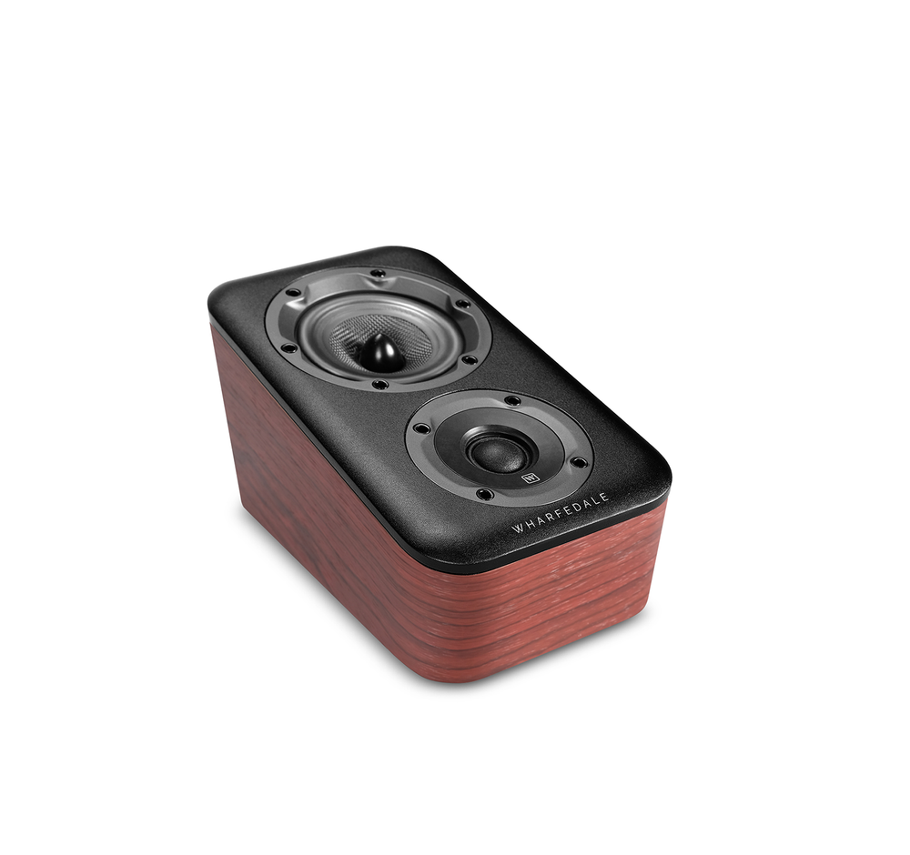 Wharfedale D300 Surround Speaker In Rosewood (Top)