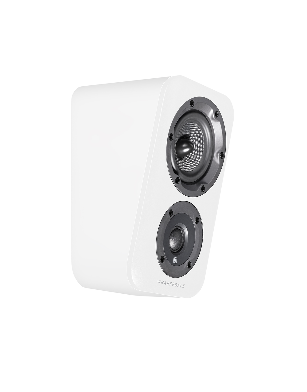 Wharfedale D300 Surround Speaker In In White (Left)