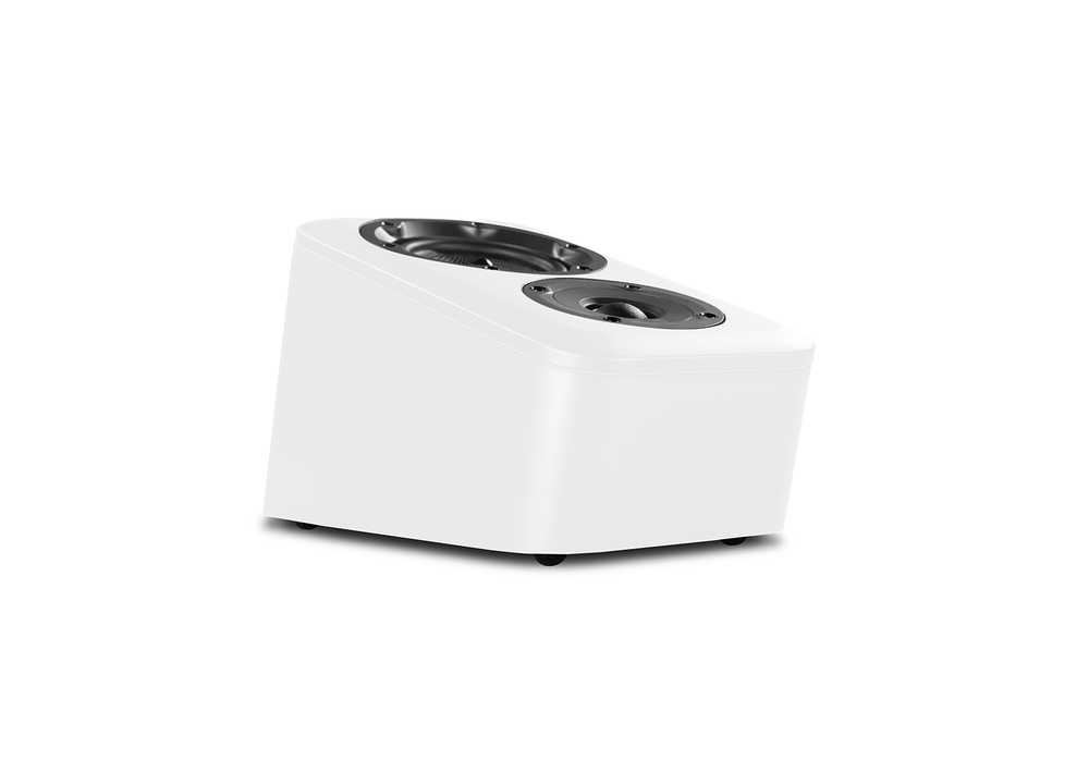 Wharfedale D300 Surround Speaker In White (Profile)