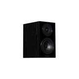 Diamond 12.1 Bookshelf Speakers In Black Ash (Right No Grill)