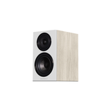 Diamond 12.1 Bookshelf Speakers In Light Oak (Left No Grill)