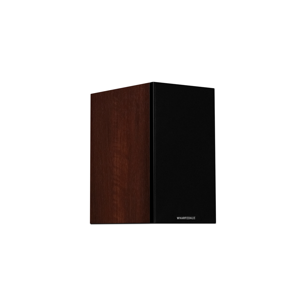 Diamond 12.1 Bookshelf Speakers In Walnut (Right With Grill)