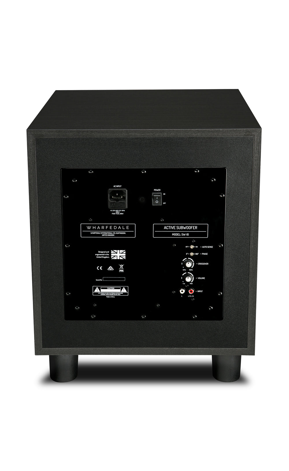 SW-10 200W Subwoofer