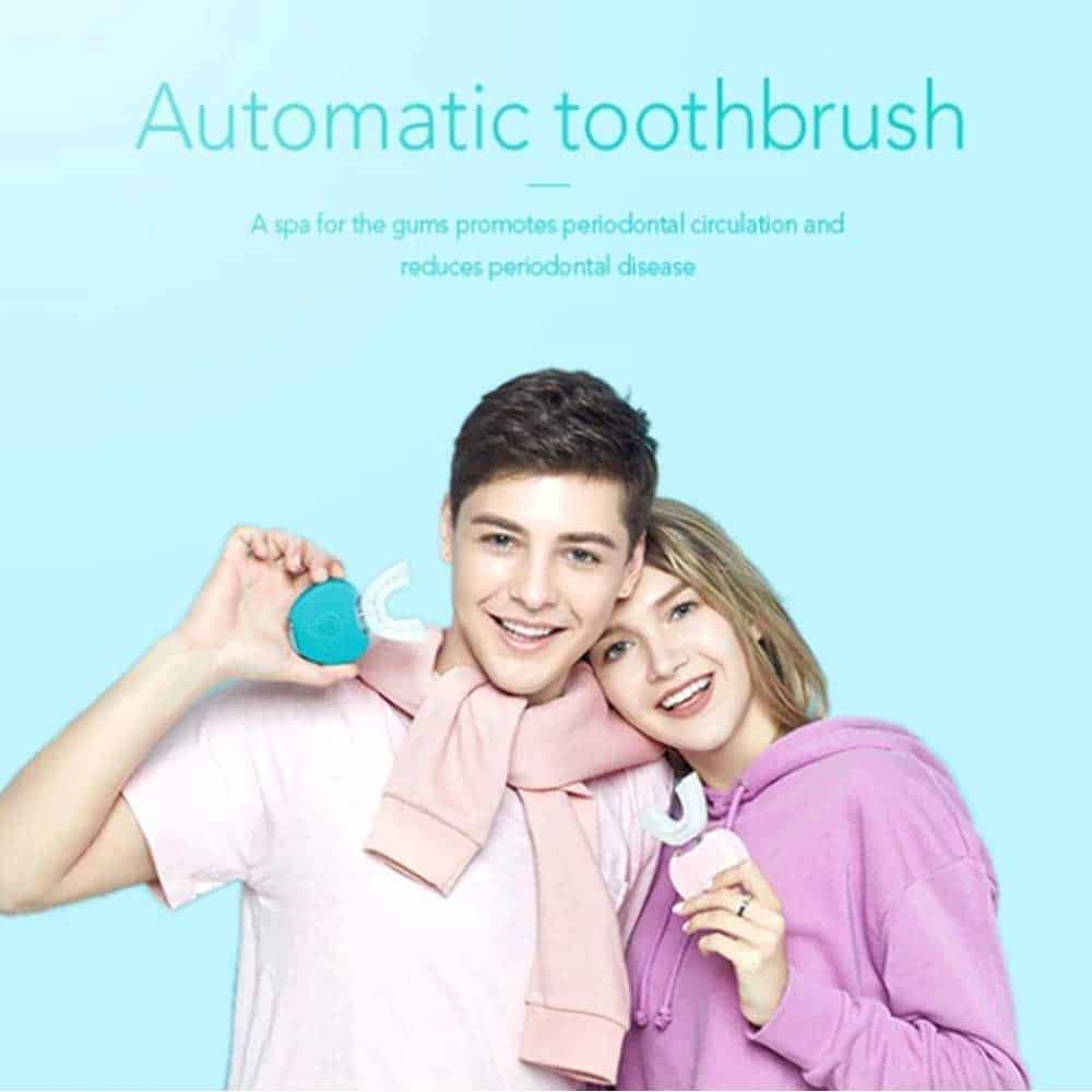 Intelligent  Electric Toothbrush