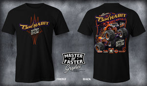 2020 - BAD HABIT Relapse T-Shirt