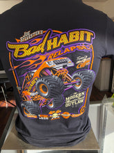 Load image into Gallery viewer, 2020 - BAD HABIT Relapse T-Shirt