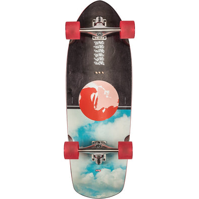 GLOBE STUBBY ON-SHORE/CLOSEOUT COMPLETE SKATEBOARD 30""