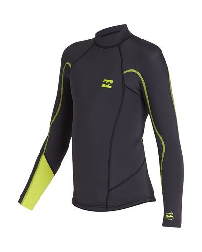 BILLABONG BOYS ABSOLUTE 2/2MM WETSUIT TOP