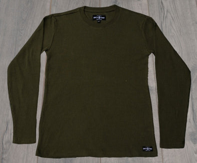 BIG SUR THERMAL OLIVE