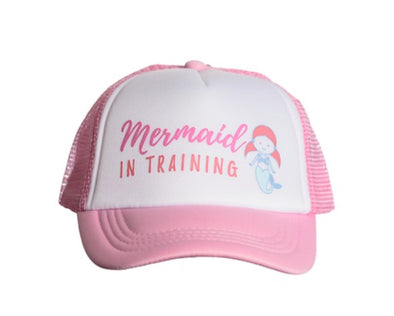 RYDER MERMAID HAT PINK