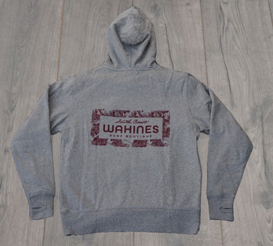 SOUTH COAST WAHINES SHERPA ZIP UP FLEECE