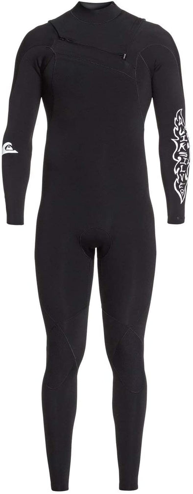 3/2mm Highline Ltd Monochrome Chest Zip Wetsuit