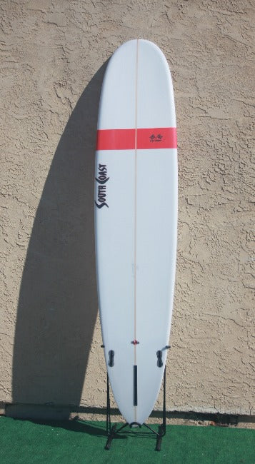 "SOUTH COAST CK COMP LONGBOARD SURFBOARD 9'0"" (RENTAL/DEMO)"