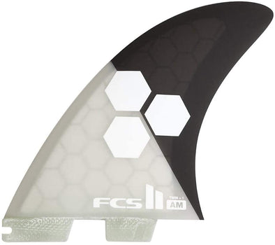 FCS II AM Performance Core Twin1 Fin X Large Multi Colour