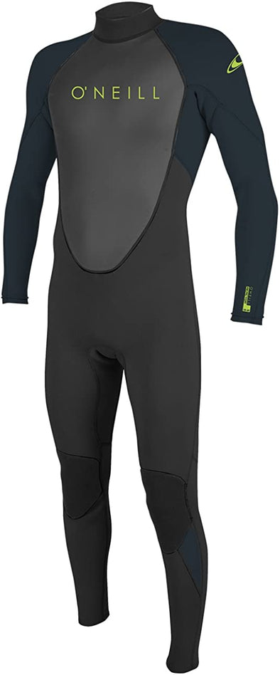 O'Neill Youth Reactor-2 3/2mm Back Zip Full Wetsuit