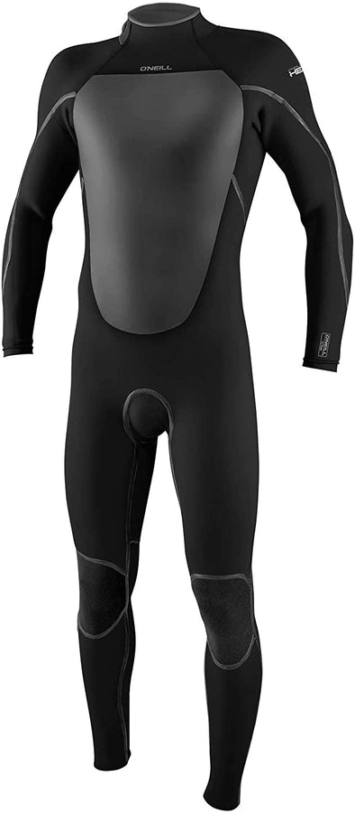 O'Neill Men's Heat 3/2mm Back Zip Full Wetsuit