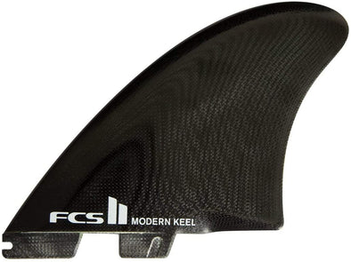 FCS FCS II MODERN KEEL PERFORMANCE GLASS TWIN FIN SET