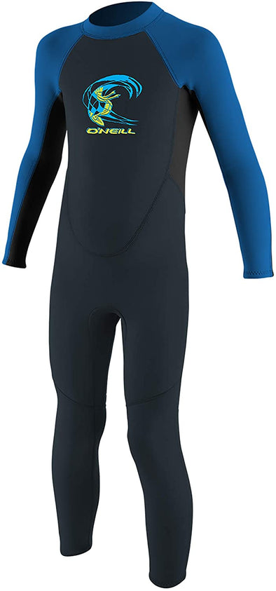 O'Neill Toddler Reactor-2 2mm Back Zip Full Wetsuit