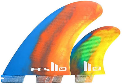 FCS FCS II MR PERFORMANCE CORE TWIN-TRI FIN SET