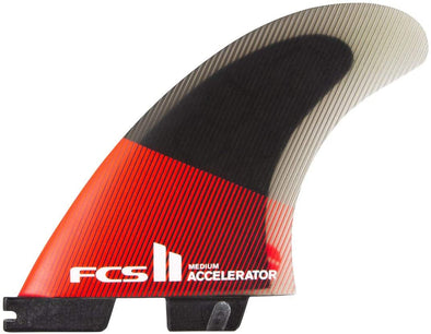 FCS II ACCELERATOR PERFORMANCE CORE TRI FIN SET