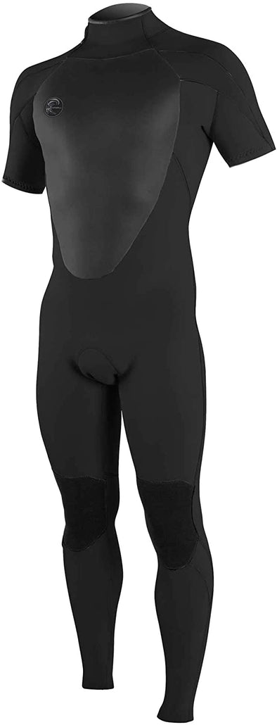 O'Neill Men's O'Riginal 2mm Back Zip Short Sleeve Full Wetsuit