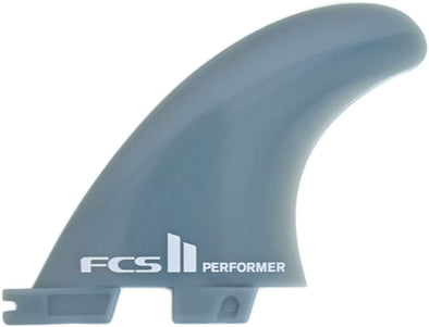 FCS FCS II PERFORMER GLASS FLEX TRI-FIN SET