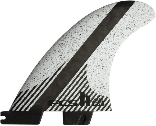 FCS II Firewire Performance Thruster Fin Medium Carbon